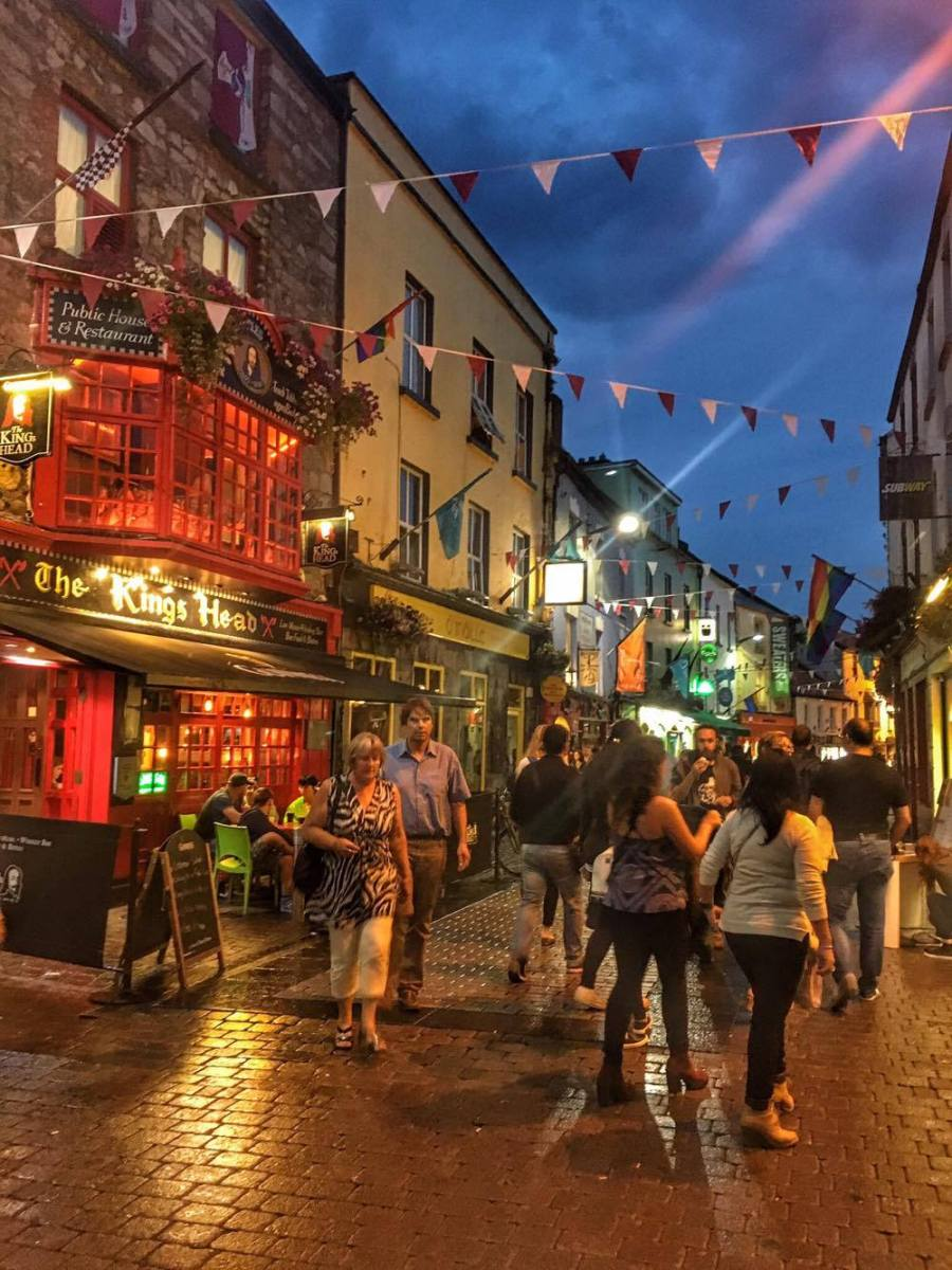 Galway Ireland Our Favorite Local Spots The Traveling